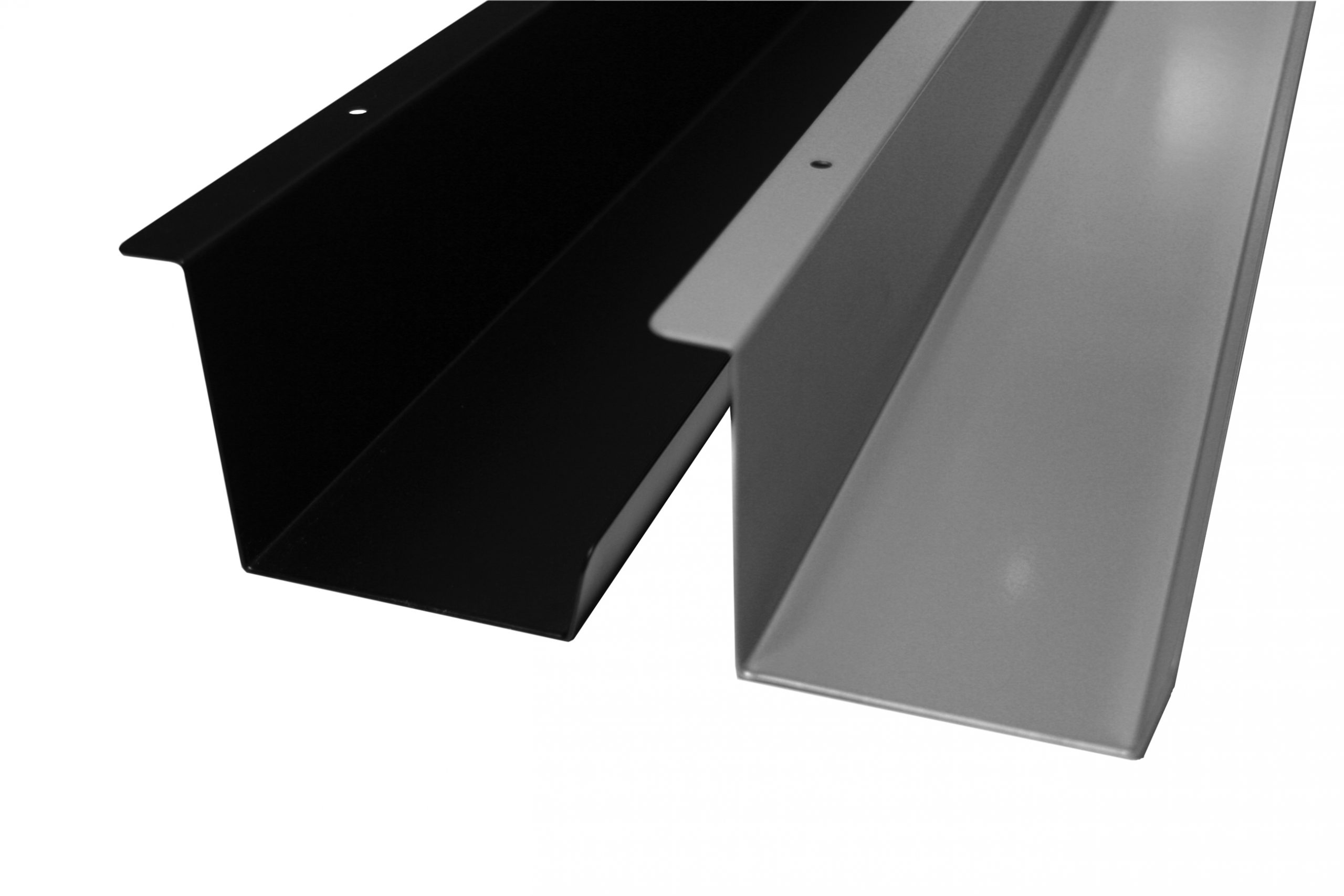Cable Tray - Silver