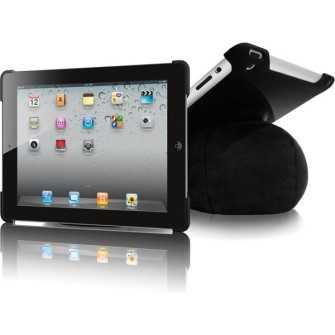 iPad 2 beanpad, Black 1